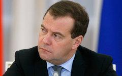 Дмитрий Медведев. Фото с сайта premier.gov.ru